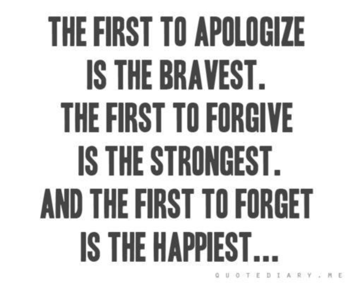 Forgivestronghappy