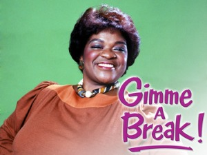 Nell Carter in Gimme a Break.