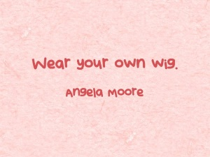 Wear-your-own-wig