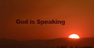 God-is-Speaking