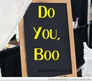 Do You, Boo