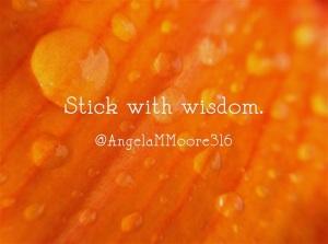 Stick-with-wisdom