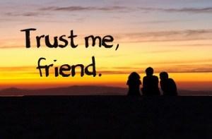 Trust me (2)