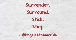 Surrender-Surround-Stick