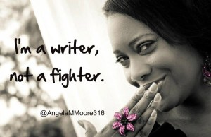 Writer Not Fighter (2)